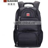 fashion casual waterproof shockproof comfortable nylon branded backpack billboard