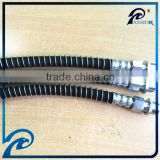 SAE J1402 Fiber Braided Flexible Rubber Air Brake Hose Tubing Assembly for motorycle