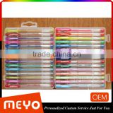 Coloured gel pen set office gel ink pen indelible refill pen                                                                         Quality Choice