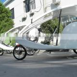48V 1000W Motorized 3 Wheel Electric Pedicab for Sale