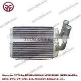 auto heater for ford Auto spare parts heaters for FORD MT auto heater core for ford heater for ford