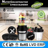 Tritan material 1000W Nutrition extractor BPA free