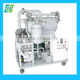 Easy Operation Vacuum Waste Black Oil Change Machine,Oil Purifier System
