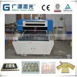 300W RECI Laser Tube CO2 Laser Die Board Cutting Machine
