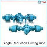 13 ton single reduction middle and heavy duty truck tandem drive axle for highway vehicle and engineering vehicle