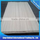 linyi supplier sliced cut 0.3mm white recon face veneer                                                                         Quality Choice