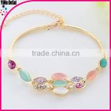 Hot Sell popular European Charm Bracelets for young girls