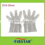 EVA cleaning glove disposable using in hospital