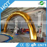 2015 New Design Commercial inflatable arch, inflatable finish line arch, advertising arch