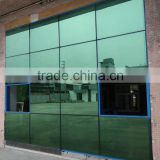 interior glass curtain wall/aluminum curtain wall/unitized curtain wall