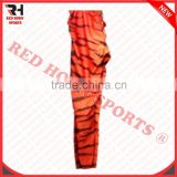 MMA Grappling Tights Pants for Women's, Wholesale Fitness Clothing, Lycra Sublimation Tights