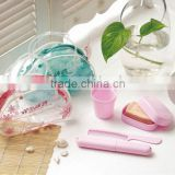 wholesale high grade hotel bath set ,bath rug &shower crutain set ,promotion items