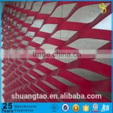 Finely processed expanded meta lath for sale, best price expanded aluminum mesh, concrete reinforcing mesh expanded metal