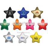 Star Shaped PU Stress Ball Promotional Custom Imprinted With Logo                                                                         Quality Choice