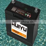 Auto spare parts N45 12V45AH NISSAN battery