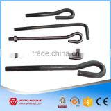 Good price High strength Foundation Bolts L bolt Anchor Bolt Series