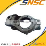 For SNSC 2411-00079 rear brake cover for yutong bus parts ZK6129H.6147,6118,zk6831 bus spare parts,yutong parts