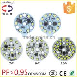 Led bulb LED PCB Board PF>0.95 AC220V 3w 5w 7w 9w 12w LED module                                                                         Quality Choice