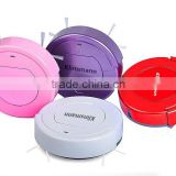 Super Low-noise Wet and Dry Robot Vacuum Cleaner Smart Vacuum Cleaning Robot With Auto Recharged