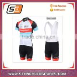 Stan Caleb fashion contrast thermal cycling wear with short sleeve