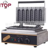 electric french hot dog machine/waffle dog maker/belgium waffle maker