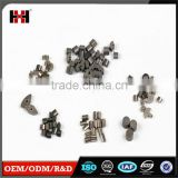 OEM&ODM ISO9001 certification customized mini Tungsten carbide crusher wear part router bits