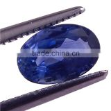 1.78 CTS PERFECT CUT AAA COLOR NATURAL BURMA BLUE SAPPHIRE OVAL APPROX 5x7 MM