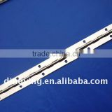 Nickel Plated piano hinge with 270 degree