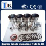 piston , piston ring , liner piston kits used for xinchai diesel engine for CPCD30 forklift