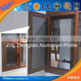 80 series aluminium alloy sliding door / aluminium accessories for windows / commercial forms of aluminum alloys factory
