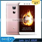Letv Two x520 Le 2 X520 Snapdragon 652 Octa Core Mobile Phone 5.5 inch Android 3GB RAM 32GB ROM LTE Dual SIM 16.0MP