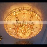 Top quality modern led home lamps metal ceiling lamp shades