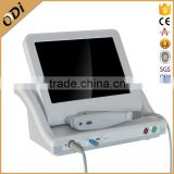 Eye Lines Removal Professional Ultrasound Vertical Hifu Face And Body Machine For Beauty Salon Use 5.0-25mm
