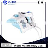 Handheld Water mesotherapy gun beauty equipment needle free mesotherapy machine