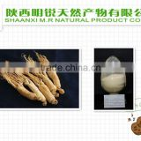 2016 high quality panax ginseng extract powder & dried ginseng root powder
