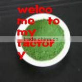 chrome oxide green Building material, heat resistant material, abrasives, brake assembly and ceramics, paints, plastics, powder