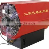 JDW-150 SERIOUS GAS FIRED CARBON DIOXIDE GENERATOR