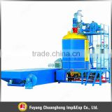 High performance automatic foam box making machine