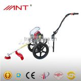 ANT35 honda gx35 brush cutter with wheels