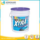 Detergent Bucket with Metal Handle And Lid For Sale, Washing Powder Container in Bottles
