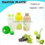 Hot sale good quality plastic shaker for promotion
