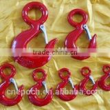 various size and style OEM label factory price G80 EYE crane machine ship heavy lifting HOOK/buckle