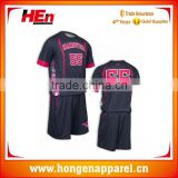 Hongen apparel wholesale England soccer jerseys,sublimation china cheap sportswear,custom cheap football kits china