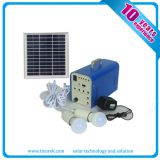 Small Portable DC Solar Home System 10W