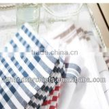 100% cotton terry yarn dyed tea towel with checks 100 cotton dish towels 100 cotton guest terry cloth tea towel