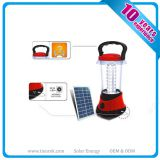 DC LED Rechargeable Solar Camping Lantern PV Lighting