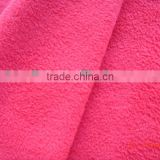 100% polyester plaid polar fleece fabric micro fiber super soft dyed fabric with antipill