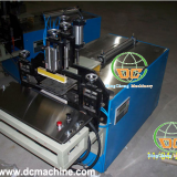 Semi Automatic Napkin Paper PE Bag Packing Machine (DC-NP-PM1)