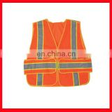 EN471 safety vest ansi Hi-vis workwear reflective running vest wear protective clothing