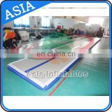 10m inflatable gymnastics mats cheap 32ft inflatable tumble air track for kids and adults